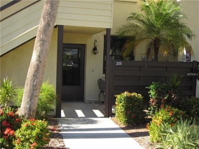 205 Lakewood Drive UNIT 205, Bradenton, FL 34210 - MLS#: A4200781