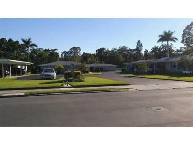 2115 9TH Avenue W UNIT 6C, Bradenton, FL 34205 - MLS#: A4200906