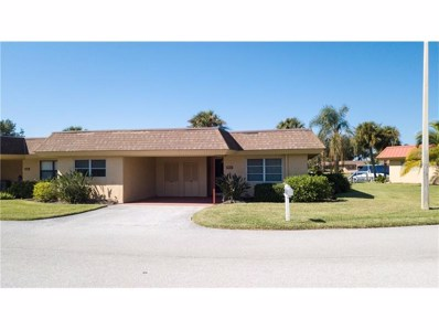 4212 Catalina Drive UNIT 4212, Bradenton, FL 34210 - MLS#: A4200911