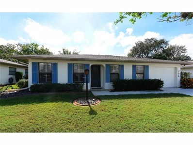 775 Vivienda South Court UNIT 7, Venice, FL 34293 - MLS#: A4201009