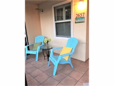 2657 Woodgate Lane UNIT E-4, Sarasota, FL 34231 - MLS#: A4201022
