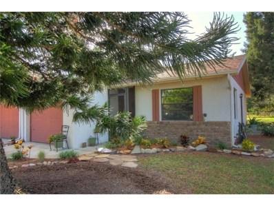 5733 Deer Hollow Trail, Sarasota, FL 34232 - MLS#: A4201100
