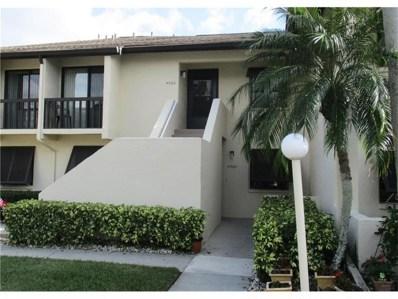 4590 Longwater Chase UNIT 66, Sarasota, FL 34235 - MLS#: A4201127