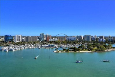 101 S Gulfstream Avenue UNIT 11E, Sarasota, FL 34236 - MLS#: A4201424