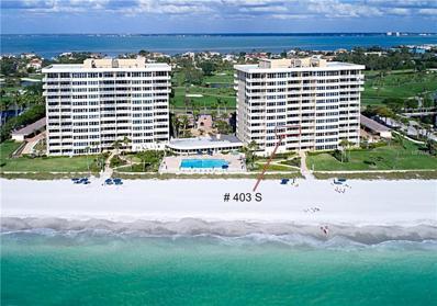 601 Longboat Club Road UNIT 403 S, Longboat Key, FL 34228 - MLS#: A4201827