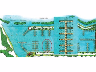 2600 Harbourside Drive UNIT C-2324, Longboat Key, FL 34228 - MLS#: A4201877