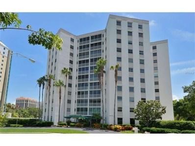 435 Gulfstream UNIT 407, Sarasota, FL 34236 - MLS#: A4201914