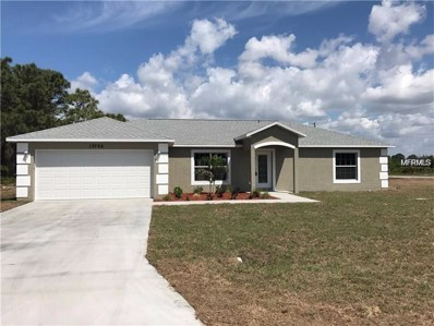12376 Buffing Road, Port Charlotte, FL 33981 - MLS#: A4201961