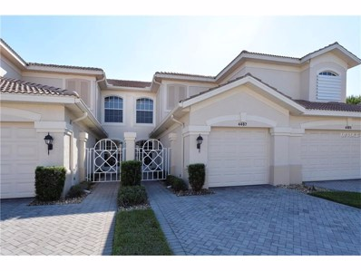 4487 Streamside Court UNIT 1802, Sarasota, FL 34238 - MLS#: A4202005