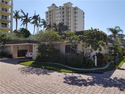 1900 Benjamin Franklin Drive UNIT V10, Sarasota, FL 34236 - MLS#: A4202294