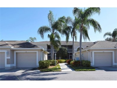 8921 Veranda Way UNIT 325, Sarasota, FL 34238 - MLS#: A4202447
