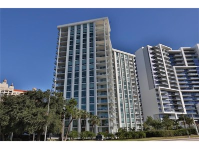 1111 N Gulfstream Avenue UNIT 10F, Sarasota, FL 34236 - MLS#: A4202673