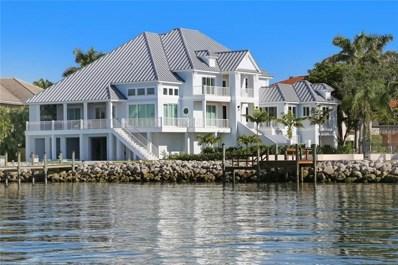 1001 Tocobaga Lane, Sarasota, FL 34236 - MLS#: A4202927