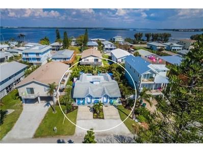 2515 Avenue C UNIT A&B, Bradenton Beach, FL 34217 - MLS#: A4203186