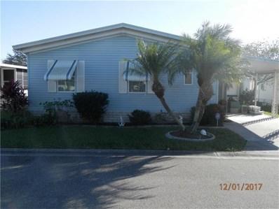 5707 45TH Street E UNIT 272, Bradenton, FL 34203 - MLS#: A4203359
