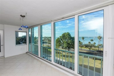 555 S Gulfstream Avenue UNIT 503, Sarasota, FL 34236 - MLS#: A4203607