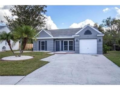 813 Berkley Court S, Palm Harbor, FL 34684 - MLS#: A4203755