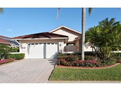 5836 Lakeside Woods Circle, Sarasota, FL 34243 - MLS#: A4203945