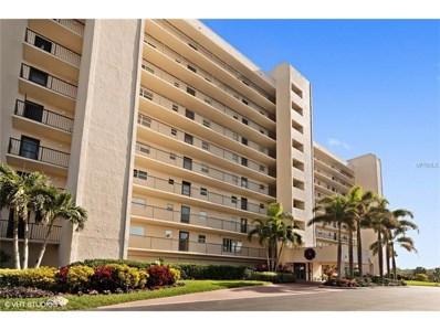 9397 Midnight Pass Road UNIT 607, Sarasota, FL 34242 - MLS#: A4203956