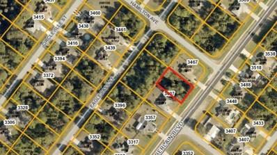 Chamberlain Boulevard, North Port, FL 34286 - MLS#: A4204168