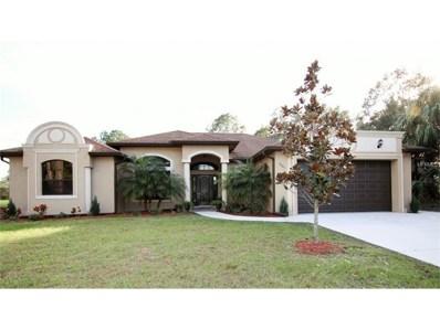 4695 Hansard Avenue, North Port, FL 34286 - MLS#: A4204251