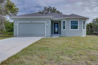 163 Antilla Drive, Rotonda West, FL 33947 - MLS#: A4204546
