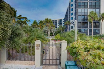 5880 Midnight Pass Road UNIT 610, Sarasota, FL 34242 - MLS#: A4204670