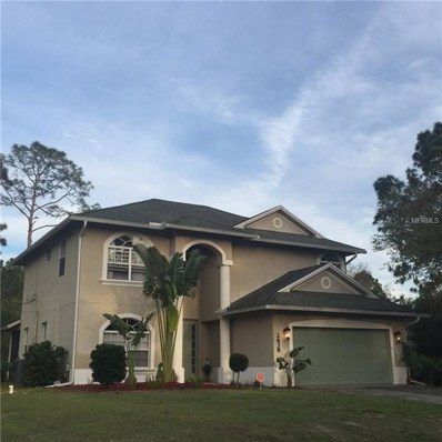 2638 Orlinda Street, North Port, FL 34291 - MLS#: A4204690