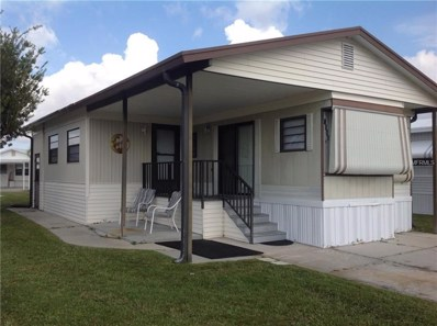 3333 26TH Avenue E UNIT 1089, Bradenton, FL 34208 - MLS#: A4204954