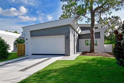 2254 Hawthorne Street, Sarasota, FL 34239 - MLS#: A4204999