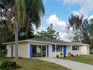1585 Viscaya Drive, Port Charlotte, FL 33952 - MLS#: A4205065