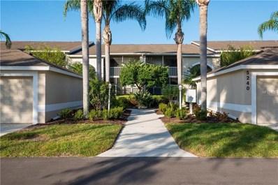 5240 Hyland Hills Avenue UNIT 1421, Sarasota, FL 34241 - MLS#: A4205095