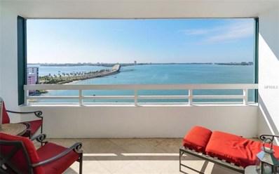 888 Blvd Of The Arts UNIT 1503, Sarasota, FL 34236 - MLS#: A4205228
