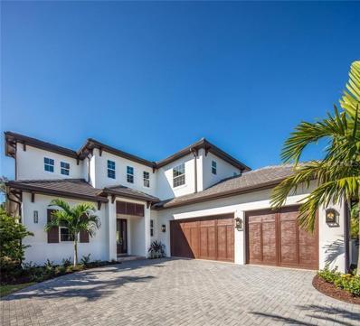 1614 Bay Road, Sarasota, FL 34231 - MLS#: A4205423