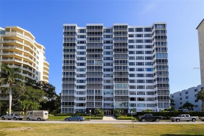 555 S Gulfstream Avenue UNIT 305, Sarasota, FL 34236 - MLS#: A4205472