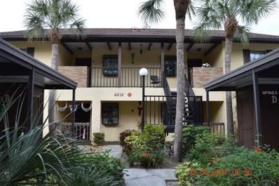 4414 Spicewood Drive UNIT D, Bradenton, FL 34208 - MLS#: A4205505