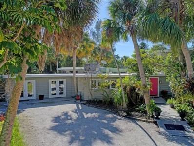 184 Sandy Hook Road, Sarasota, FL 34242 - #: A4206082