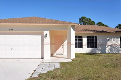 2188 Mistleto Lane, North Port, FL 34286 - MLS#: A4206136