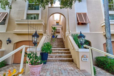 1131 Coquille Street UNIT 105, Sarasota, FL 34242 - MLS#: A4206260