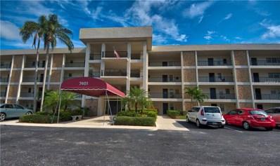 7461 W Country Club Drive N UNIT 401, Sarasota, FL 34243 - MLS#: A4206440