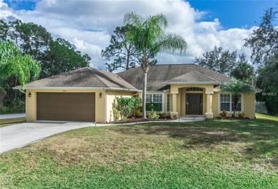 3108 Cascabel Terrace, North Port, FL 34286 - MLS#: A4206706