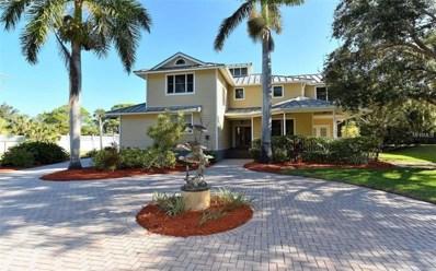 8823 Fishermens Bay Drive, Sarasota, FL 34231 - MLS#: A4207451