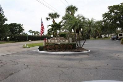 6700 Gulf Of Mexico Drive UNIT 102, Longboat Key, FL 34228 - MLS#: A4207586