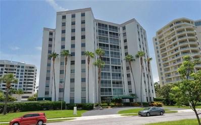435 S Gulfstream Avenue UNIT 904, Sarasota, FL 34236 - MLS#: A4207759