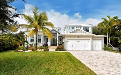 5063 Sandy Cove Avenue, Sarasota, FL 34242 - MLS#: A4207821