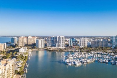 1111 N Gulfstream Avenue UNIT 4E, Sarasota, FL 34236 - MLS#: A4207911