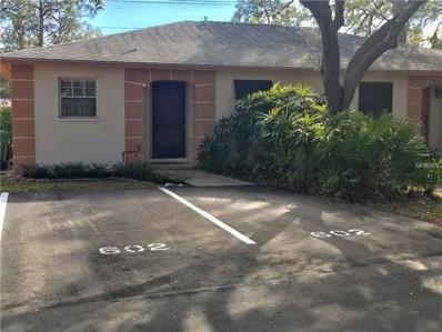602 N Jefferson Avenue UNIT 33, Sarasota, FL 34237 - MLS#: A4208169
