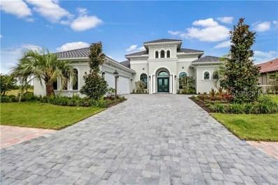 16305 Kendleshire Terrace, Bradenton, FL 34202 - MLS#: A4208211