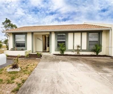 3901 41ST Street W, Bradenton, FL 34205 - MLS#: A4208217
