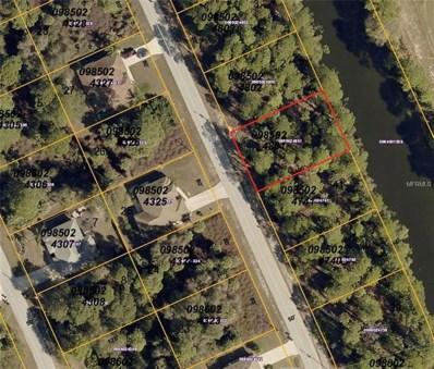 Sadnet Lane, North Port, FL 34286 - MLS#: A4208371